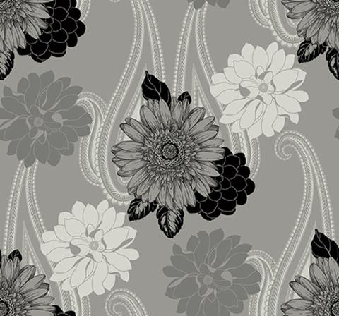 Обои Wallquest Black & White BW20812, интернет магазин Волео