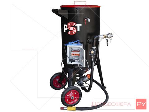 Пескоструйный аппарат PST PREMIUM PS 75 EP с электрической рукояткой