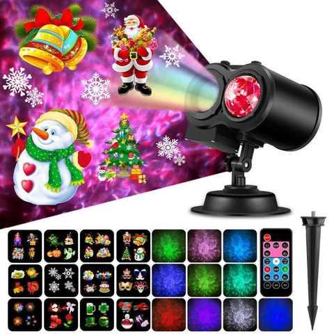 Лазерный проектор 16 slides с пультом