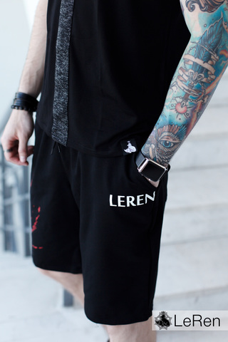 Шорты LeRen Blood Cast