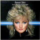 Bonnie Tyler ‎/ Faster Than The Speed Of Night (LP)