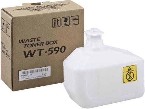 Kyocera WT-590 Waste Toner Box - бункер сбора отработанного тонера (302KV93110/302KV93110)