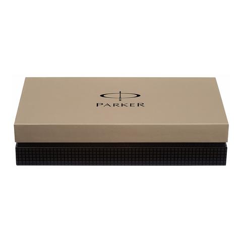 Parker Duofold - Black GT, шариковая ручка, M, BL