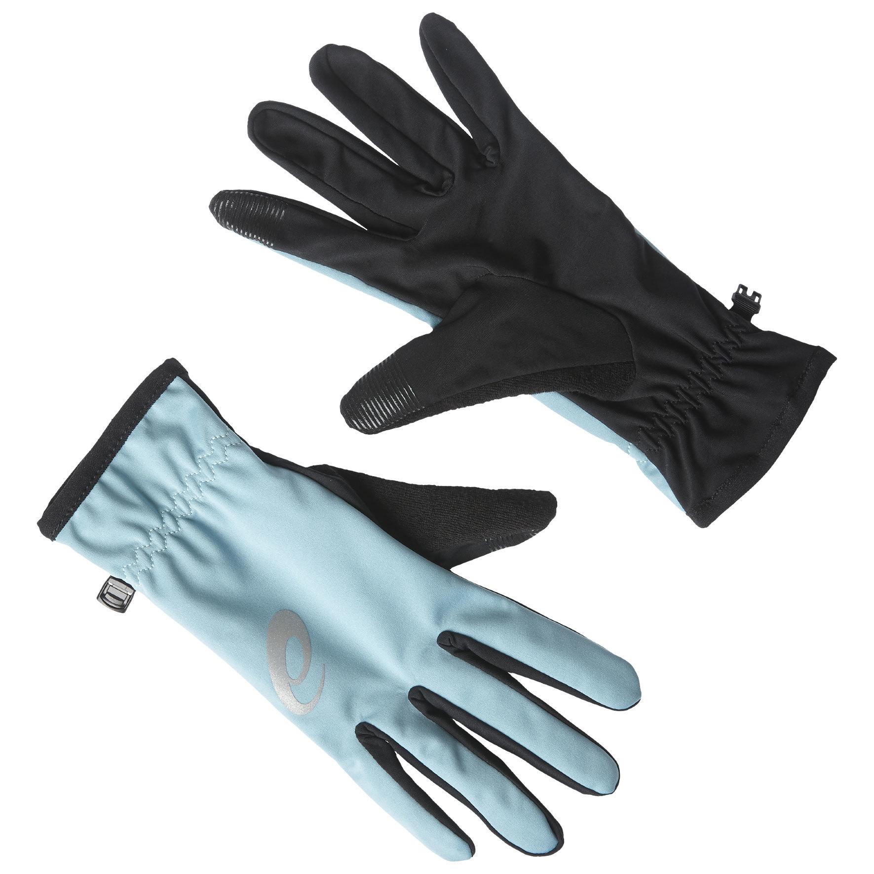 Перчатки для бега Asics Winter Performance 134926 8148 фото