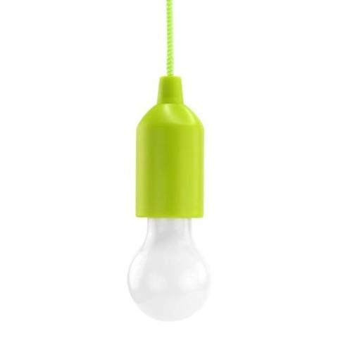 Светодиодная лампочка HyCell Pull-Light-1W-зеленая + 3ААА