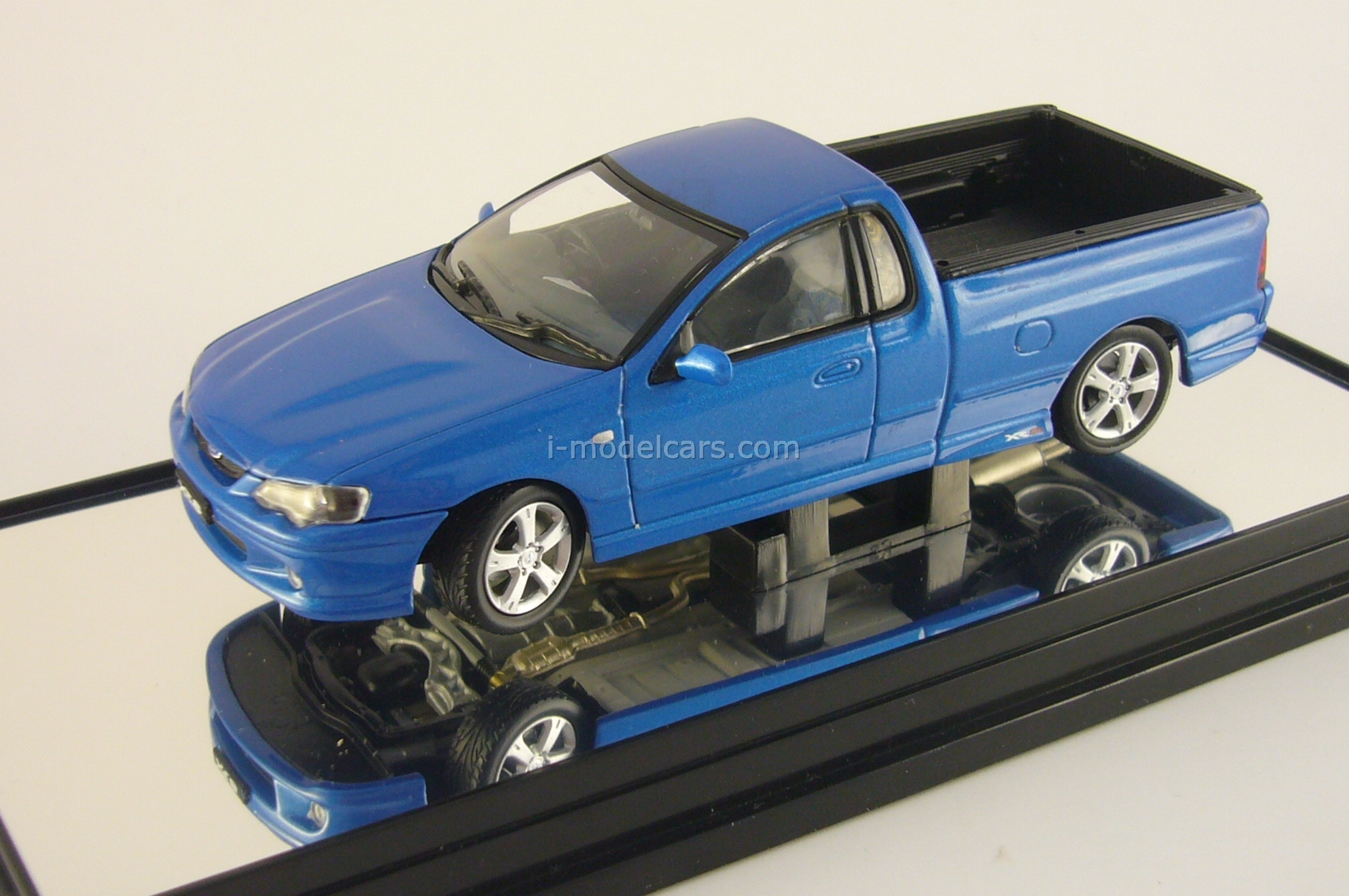 Model cars ford falcon ba xr8 ute blueprint classic carlectables 143 ford falcon ba xr8 ute blueprint classic carlectables 143 malvernweather Gallery