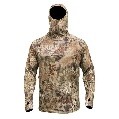Толстовка с капюшоном Sherpa Zip Hoodie (Highlander)