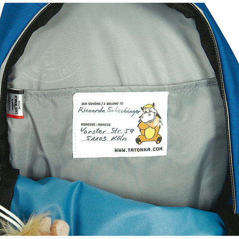 рюкзак городской Tatonka Teeny