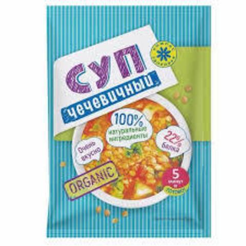 Компас здоровья суп-пюре Чечевичный 30 г
