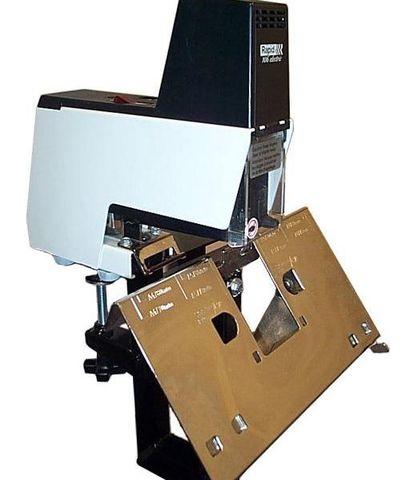Электрический степлер Rapid 106 для скрепления блоком/брошюрой