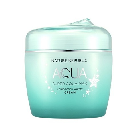 Крем NATURE REPUBLIC Super Aqua Max Combination Watery Cream 120ml