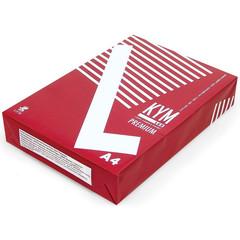 Бумага для ОфТех KYM LUX Premium (А4,80г,170%CIE,FI) пачка 500л