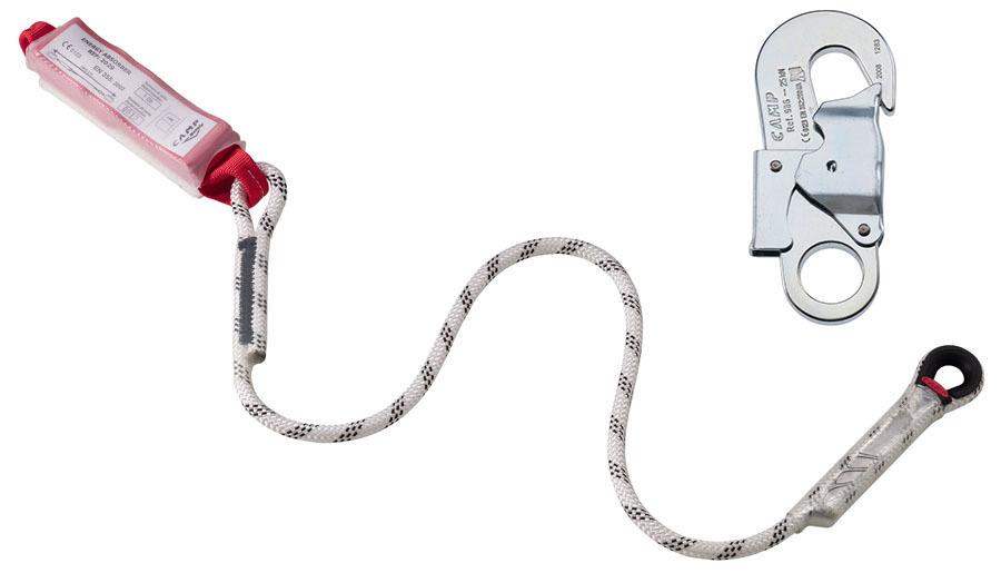 Страховочный фал Shock Absorber Lanyard 200 cm