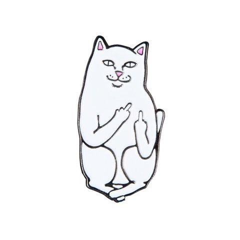 Значок RIPNDIP Lord Nermal Pin