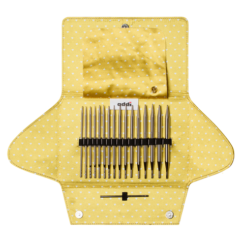 Набор круговых спиц со сменными лесками addiClick MIX Германия арт.670-2/000
