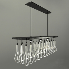 Solanette Chandelier  by Cliff Young