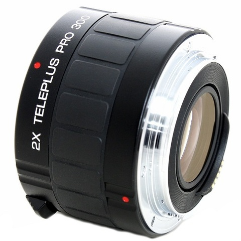 Телеконвертер Kenko Teleconverter Teleplus Pro 300 AF 2X DG Black для Nikon