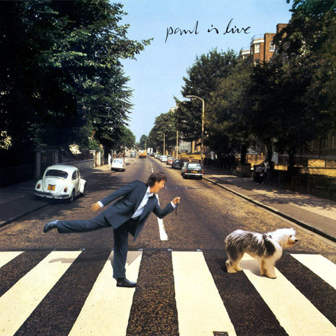 Paul McCartney / Paul Is Live (2LP)