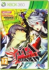 Xbox 360 Persona 4 Arena - Day 1 Edition (английская версия)
