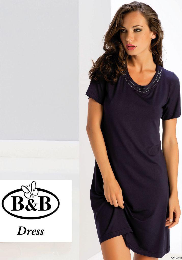 Женское летнее платье B&B