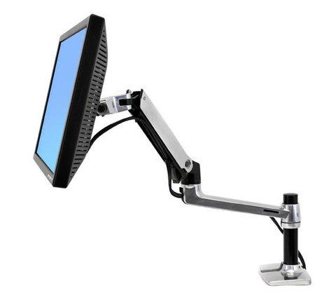 Кронштейн Ergotron LX Desk Mount LCD Arm, Tall Pole (45-295-026)