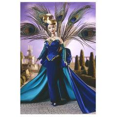 Коллекционная Кукла Барби Павлин - Barbie The Peacock, Mattel