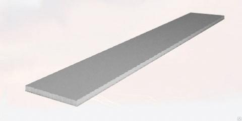 Алюминиевая полоса (шина) 10x80 (3 метра)