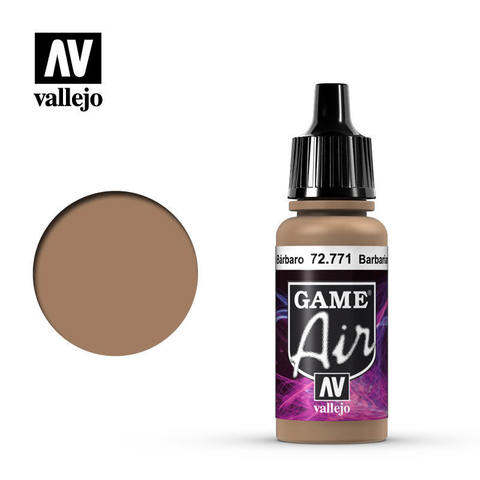 Game Air Barbarian Flesh 17 ml.