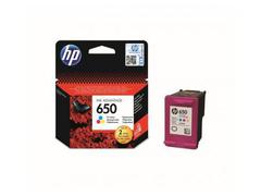 Картридж HP 650 цветной (CZ102AE)