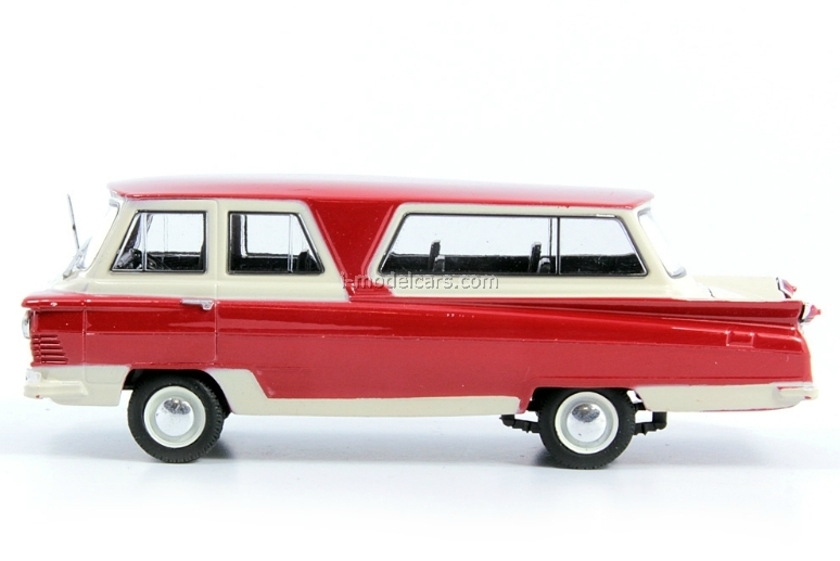 Start beige-red 1:43 DeAgostini Auto Legends USSR Best #7