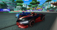 Nintendo Switch Team Sonic Racing (русские субтитры)