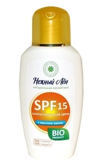 Крем солнцезащитный SPF 15,