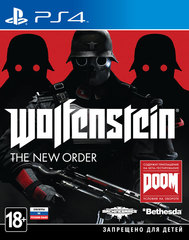 Sony PS4 Wolfenstein. The New Order (русские субтитры)