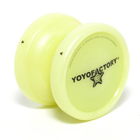 Йо-Йо: YoYoFactory Die-Nasty GLOW