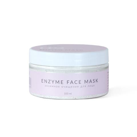 Энзимная маска для очищения кожи 02 Enzim Face Mask, SmoRodina