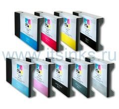 Комплект из 9 картриджей для Epson 7800/9800 9x220 мл