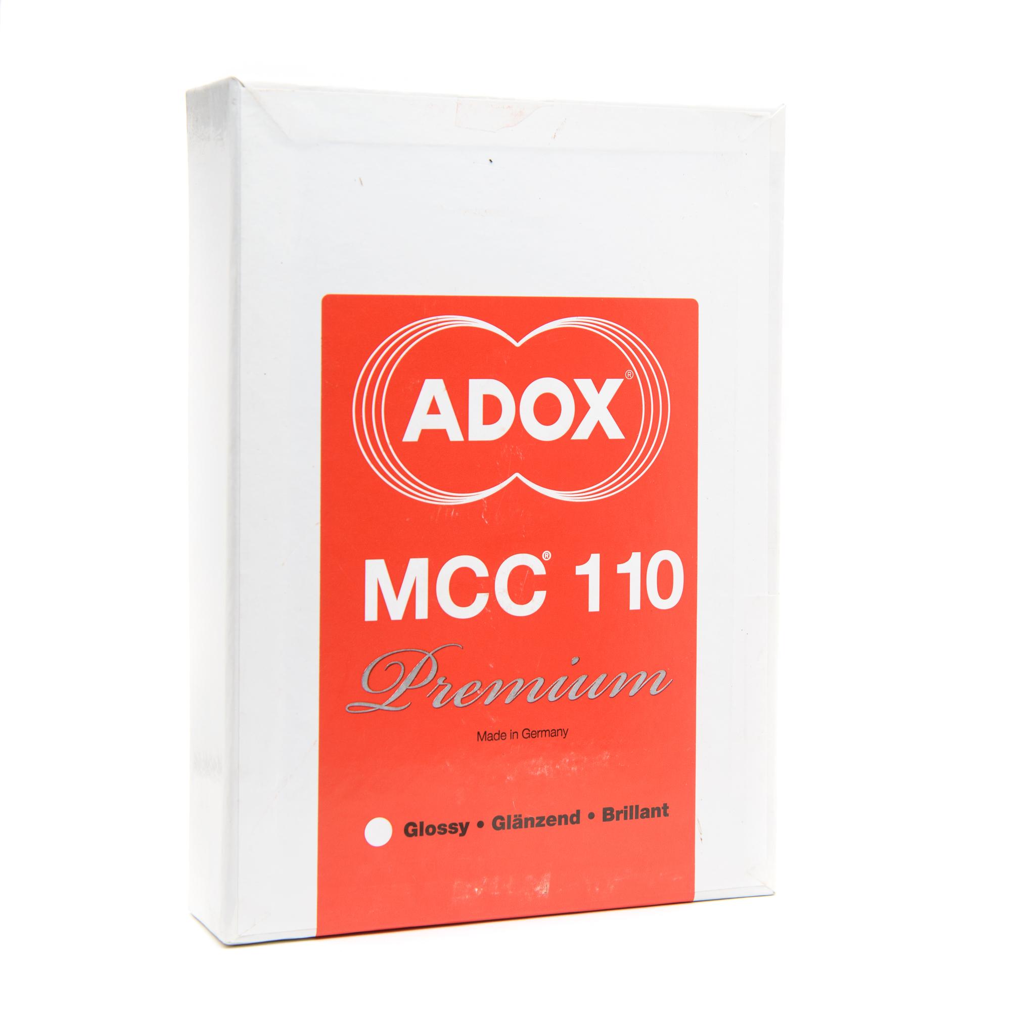 Фотобумага ADOX MCC 110
