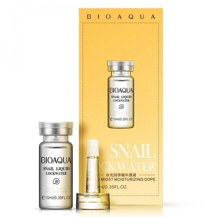 Bioaqua Snail Lockwater Сыворотка с экстрактом улитки, 10 мл