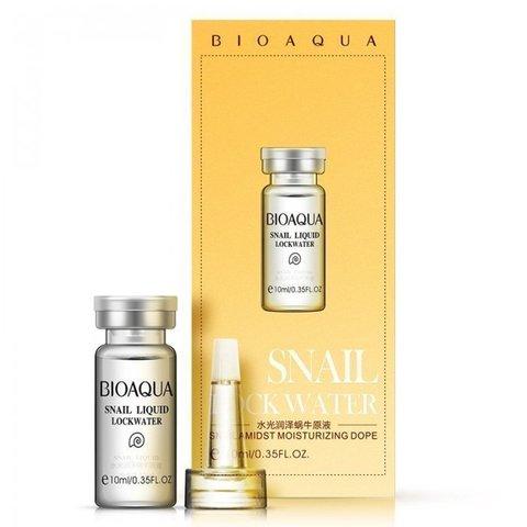 Сыворотка с экстрактом улитки Bioaqua, 10 мл