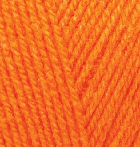 Alize Sekerim BEBE 225 Оранжевый - фото