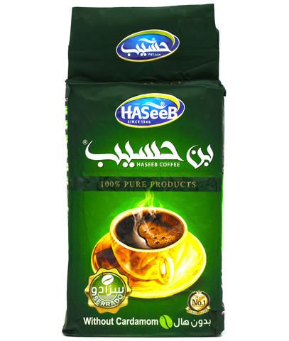 Арабский кофе натуральный молотый, Haseeb, 500 г