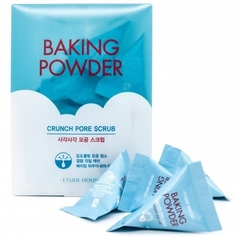 Скраб для лица Etude House Baking Powder Crunch Pore Scrub, 24шт х 7г