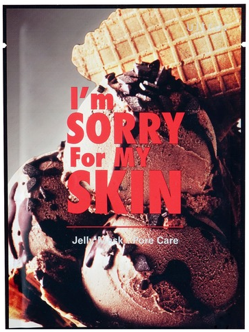 I'm Sorry For My Skin Jelly Mask-Pore Care маска для лица