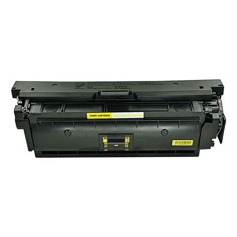 Картридж совместимый  CF362A / Canon 040 для HP Color LaserJet Enterprise M553, 553X/553dn, HP Color LaserJet Enterprise M552d, желтый, 5000 к.