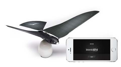 Бионическая птица Avitron BionicBird iPhone Version (код: IP2015)