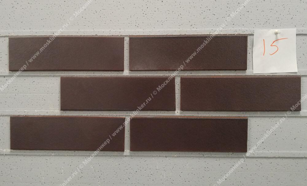 ABC - Aubergine, 240х71х10, NF - Клинкерная плитка для фасада и внутренней отделки