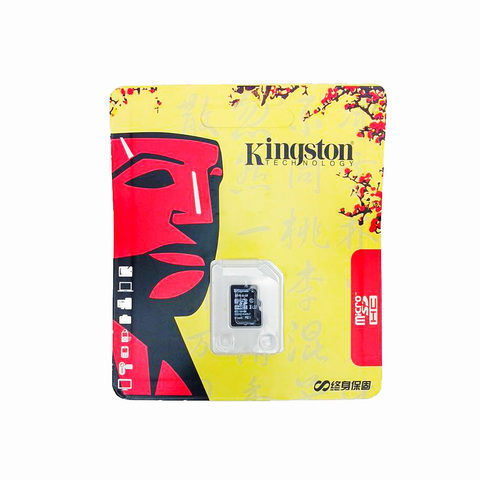 Карта памяти Kingston microSDHC UHS-1 64Gb Class 10