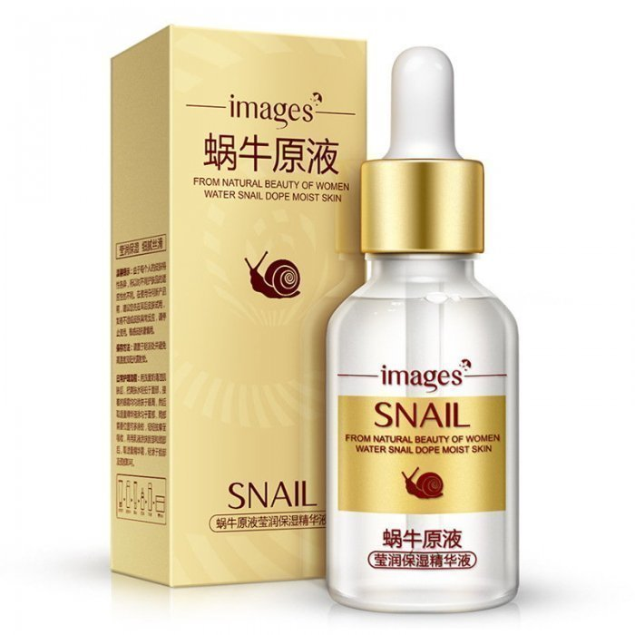 Images Сыворотка с экстрактом улитки Snail Serum, 15 мл