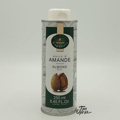 Масло миндальное рафинированное Saveurs de Lapalisse, 250 мл