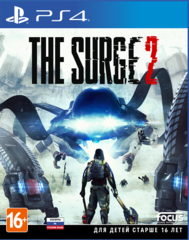 Sony PS4 The Surge 2 (русские субтитры)